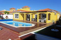 villa bonita canarias